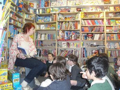 Year 2 choosing books