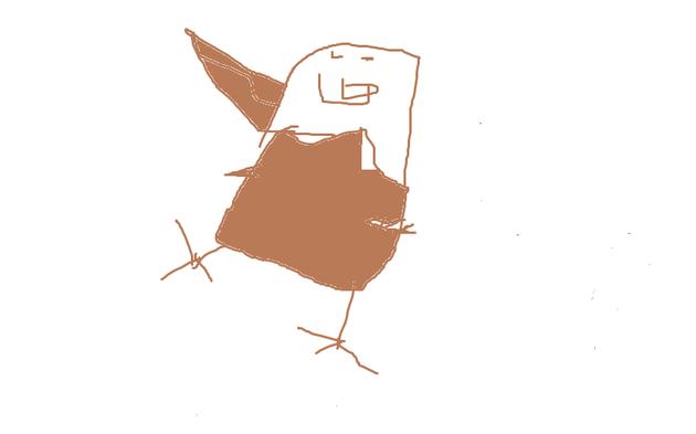 A Bird by Essa