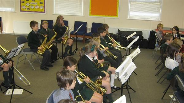 Mr McKane's Band!