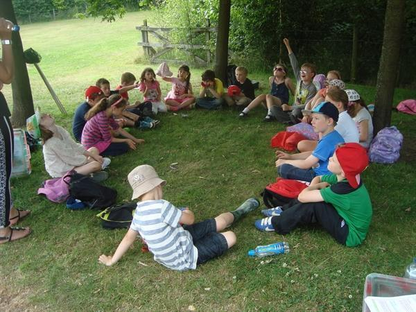 Eco club at colliers wood