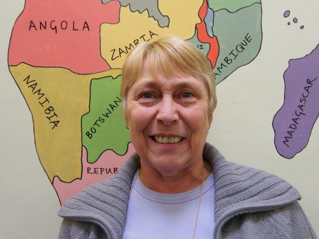 Mrs Holbrook - KS2