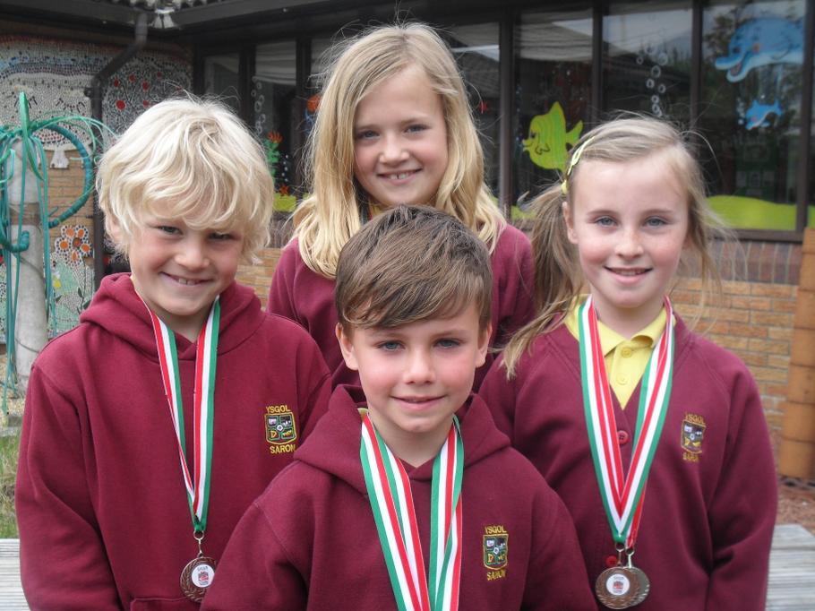 BRONZE - Primary Schools Team
