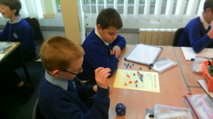 Our TAKE TEN mathematics!
