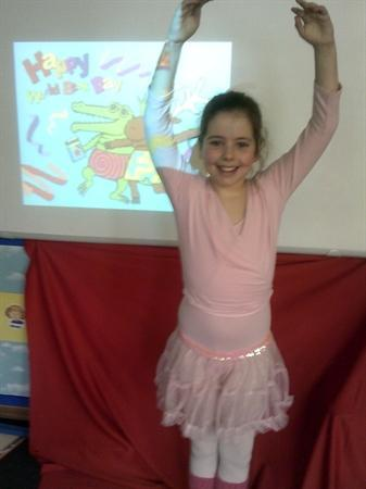 World Book Day - Bethany the Ballet Fairy