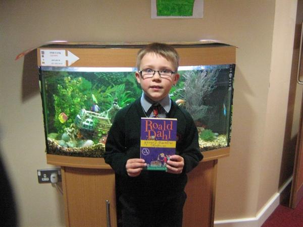 World Book Day Winner!!