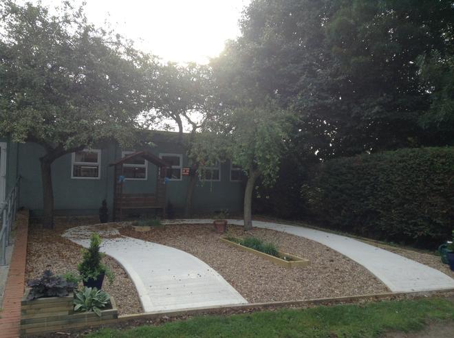 Memorial Sensory Garden