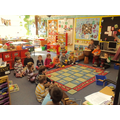 Music workshop with Miss Hardy