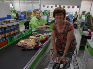 June 2014 - Asda shopping experience - Year 6 5