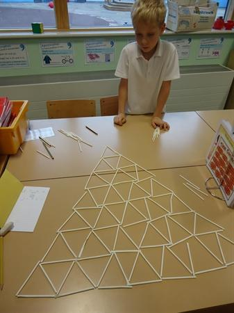 Exploring patterns and possibilities in numeracy