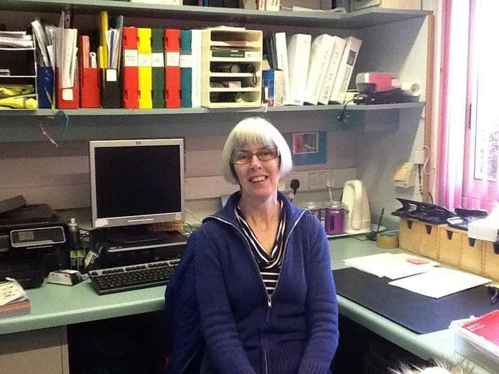 Mrs Jill Neale- Office Admin & Senior Midday