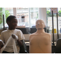 First Aid Training - asked for by the children