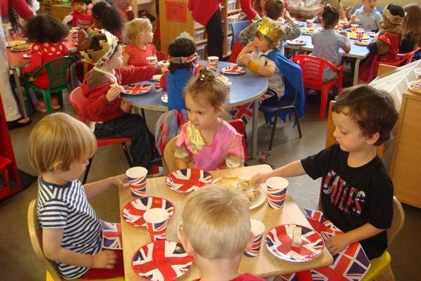 Our Jubilee Party.