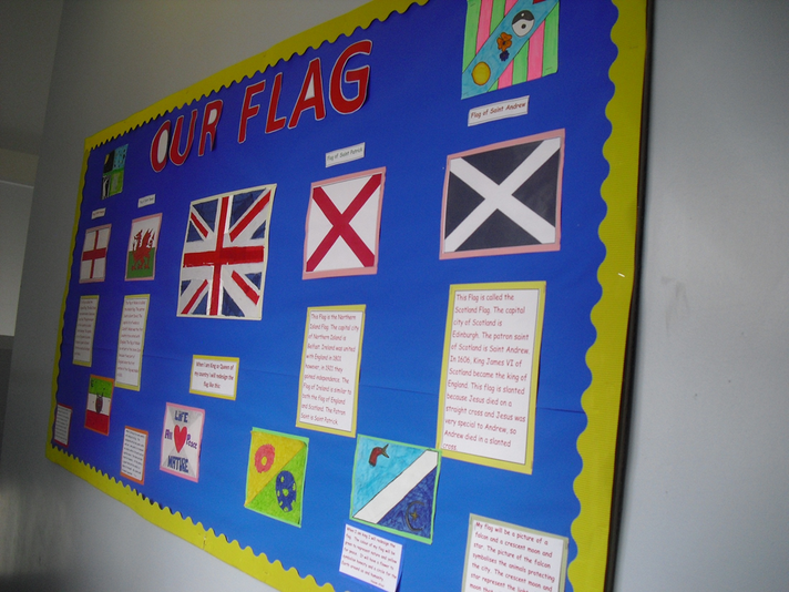 Year 6 - Flags