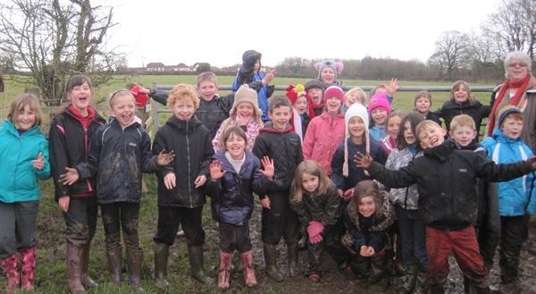 Mud, mud glorious mud!