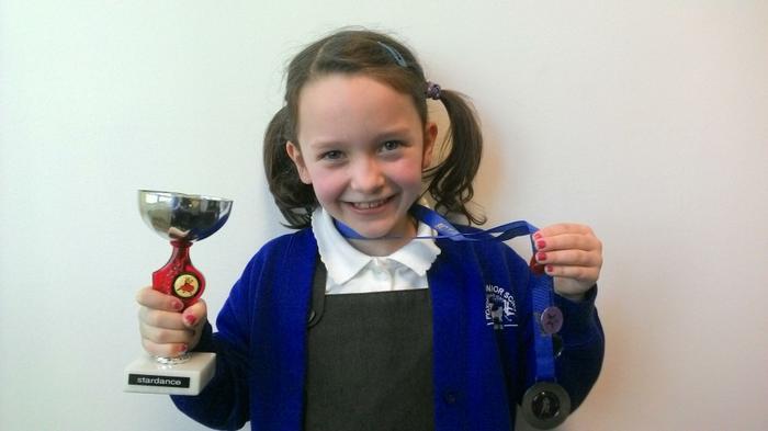 Ruby - Dance Champion!