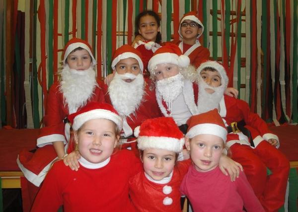 Our Santa Clause's