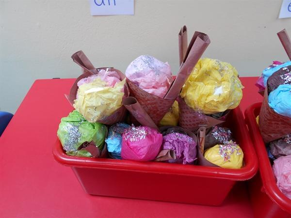 Italian ice-creams