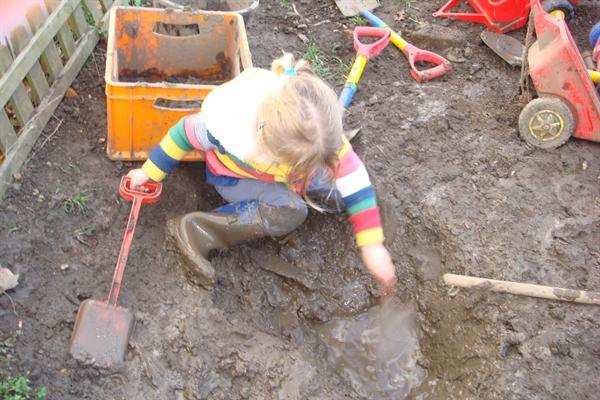 Mud fun!