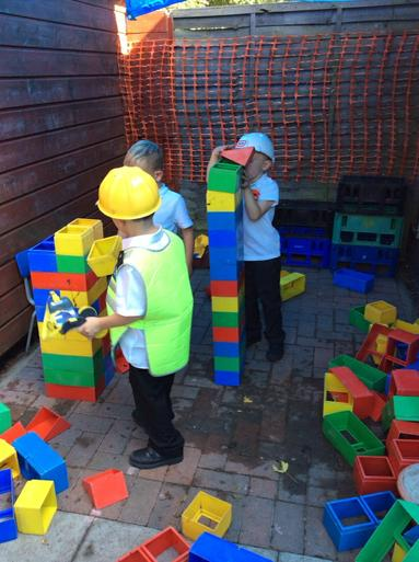 The builders yard!