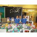 Christmas Fayre- Year 4 stall