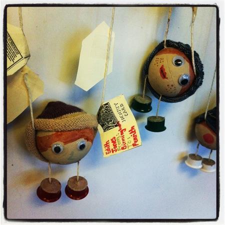 Evacuee Puppets (Dec 2012)
