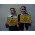 Our Class 7 winners!