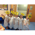 Our beautiful Reception Angels