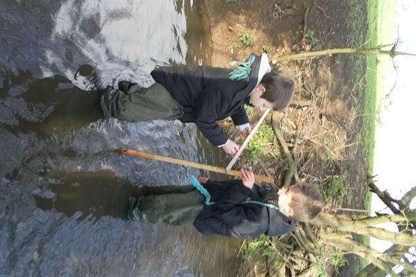 Our River Day at The Stibbington Centre March
