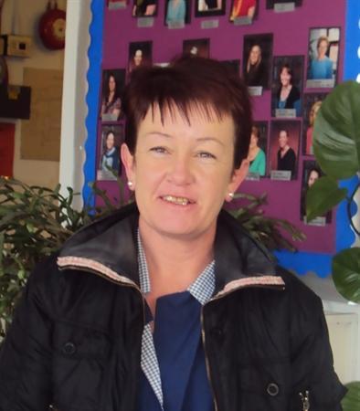 Mrs Ellis - Lunchtime Organiser