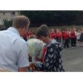 Mrs Wainwright's last day