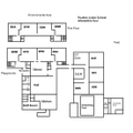 Poulner Junior School Floor Plan