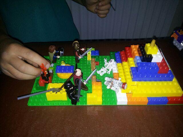 My lego pyramid 2.