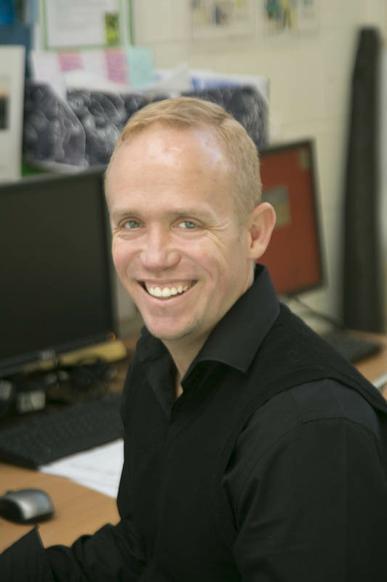 Mr Gerber, Learning Support Practitioner