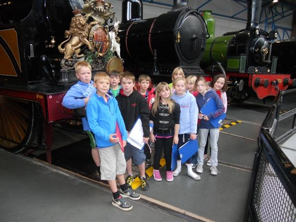 Our fabulous trip to Yorkshire!