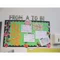Topic Display - From A to B