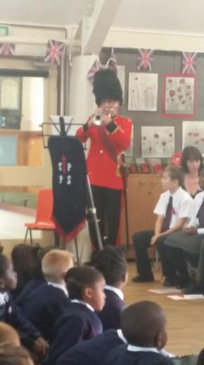Remembrance Day - Year 6