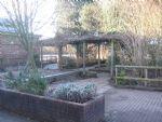 Our Pupil Garden Area