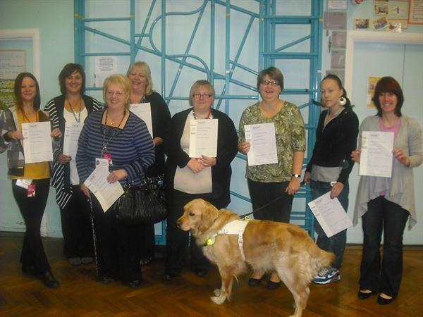 Receiving Certificates