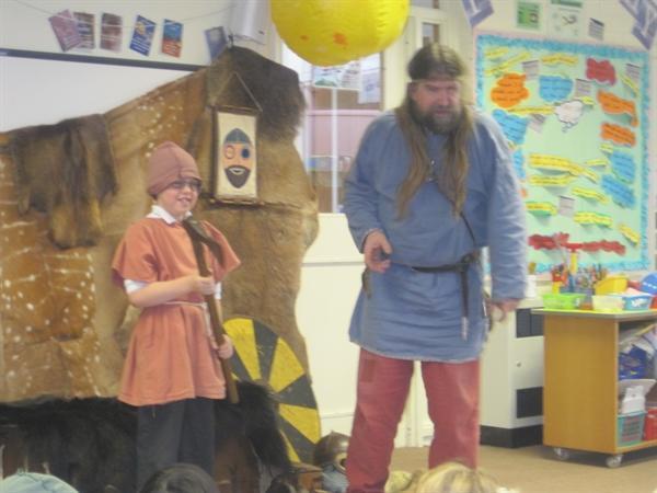 Y3&4 Viking Day (Nov 13)