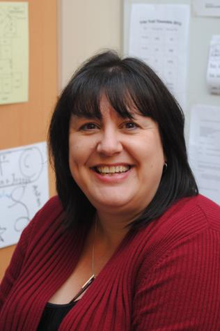 Mrs Hallam - Phase Leader/Assistant Head