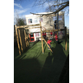 The KS2 climbing frame