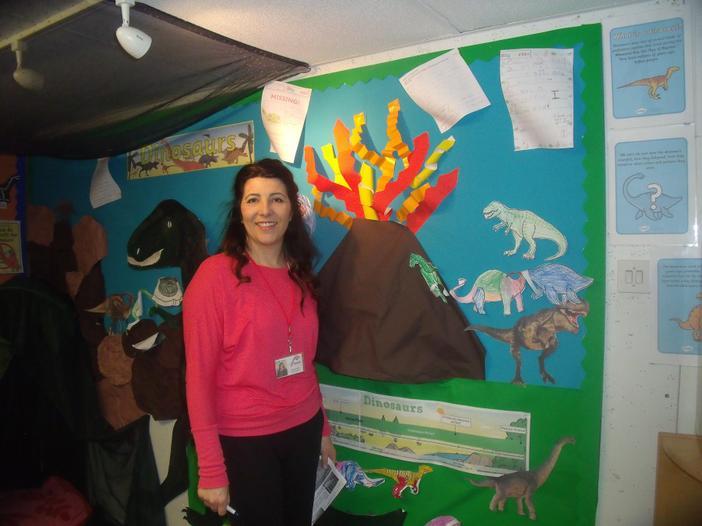 Mrs Kerry Lunn- Class Teacher