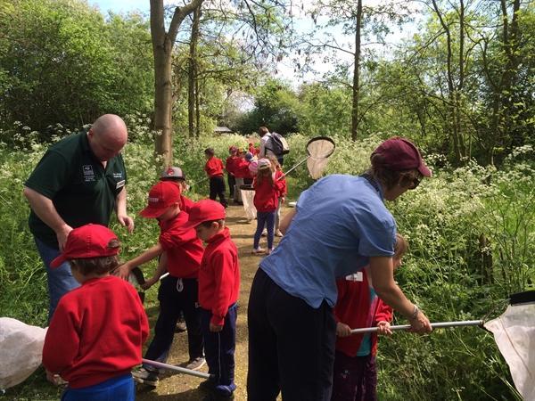 Our Visit to Egleton Nature Reserve