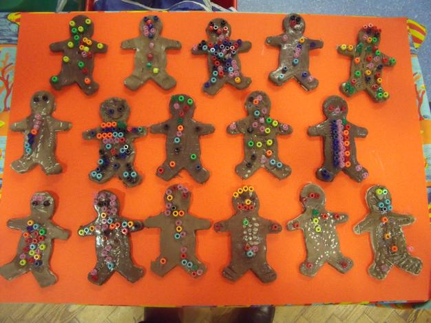 Our Gingerbread men