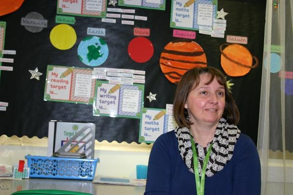 Mrs J Grattidge- L4 Teaching Assistant