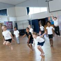 PE in our spacious hall