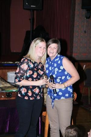 Mrs Mayne and Miss Campbell