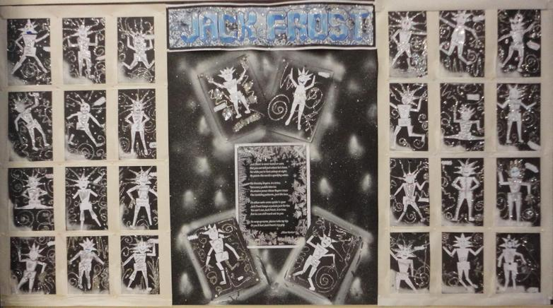 Year 4 Jack Frost - Poetry Images