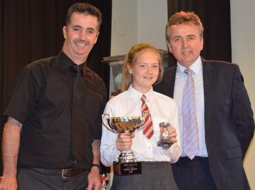 Ellie - Winner of Music & Drama
