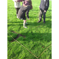 Outdoor numeracy, we had a great time!